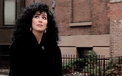 Happy birthday, Cher.
