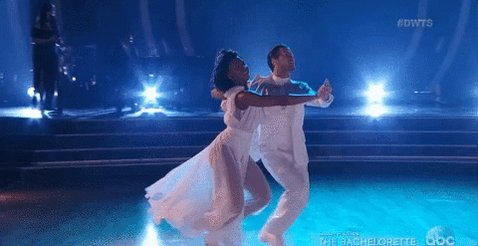 #TeamValmani bringing the light! Perfection! @NormaniKordei @iamvalc #DWTS