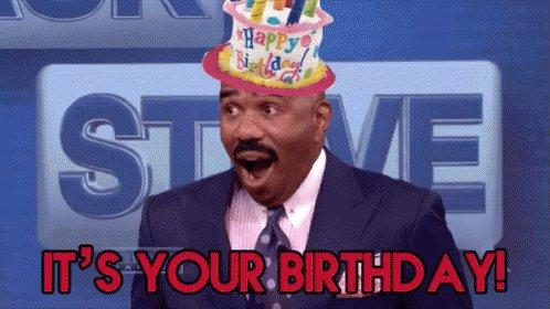 Happy birthday to   & Have a great day