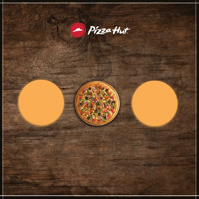 Have an eye for Pizza Tell us which ball has the pizza. ThinkPizzaThinkPizzaHut https t.co g86MZFf5zE