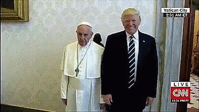 Viagem de família Trump à Itália tem coleção de gafes e internet não perdoa