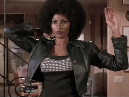 Happy Birthday to the one true goddess Pam Grier