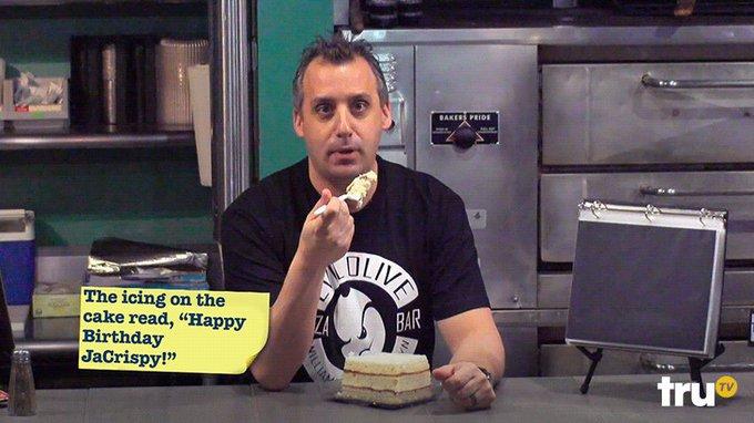 Happy happy birthday Enjoy a huge piece of cake, you rock!