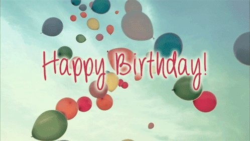Happy Birthday Lauren! Hope you have a wonderful day!