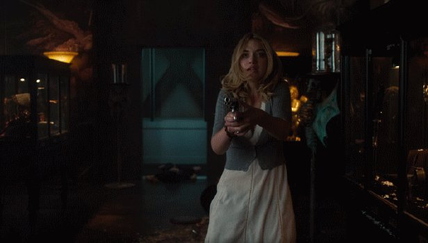 Happy Birthday Imogen Poots! Here is Colin and Imogen in Fright Night (2011).