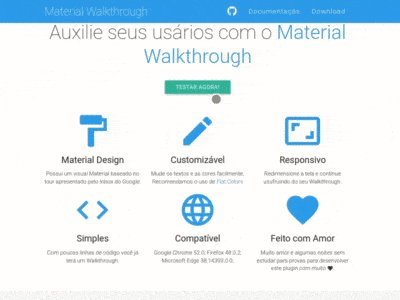 Material Walkthrough   Plugin by Guilherme Prezzi freebie