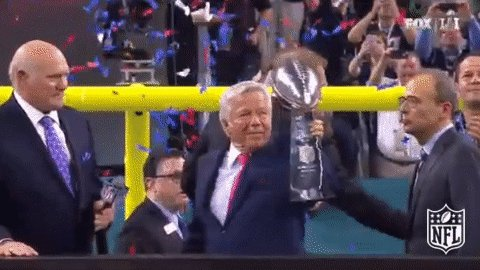 Happy 76th Birthday to the greatest owner in sports history, Mr. Robert Kraft!