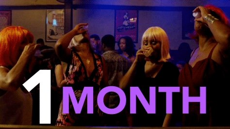 Fam, only ONE MONTH until #GirlsTrip - it's gonna be ???? https://t.co/y9jnZg1ZyI