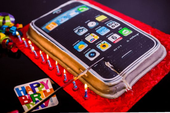 Happy birthday, iPhone. How do I love thee? Let me count the apps