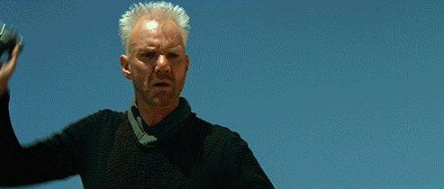 Happy birthday to Malcolm McDowell, mad scientist Tolian Soran from STAR TREK: GENERATIONS!