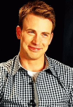 Happy, happy birthday to my favorite super hero, Chris Evans!!!