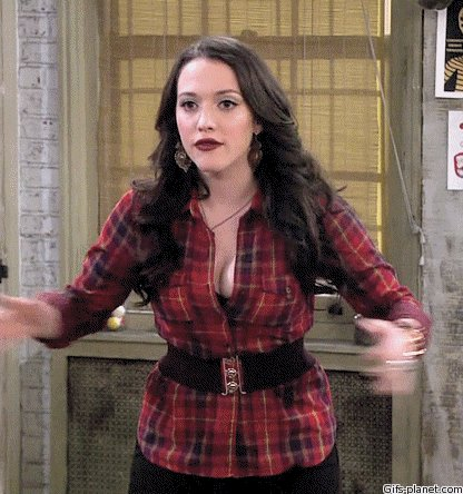 Happy Birthday, Kat Dennings! Love her