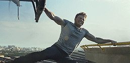 Happy birthday to the man who can bicep curl a helicopter, Chris Evans!