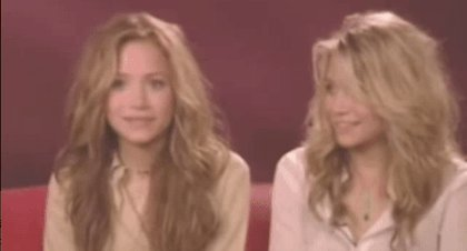 Happy birthday Mary-Kate and Ashley Olsen! Look back at our 2003...