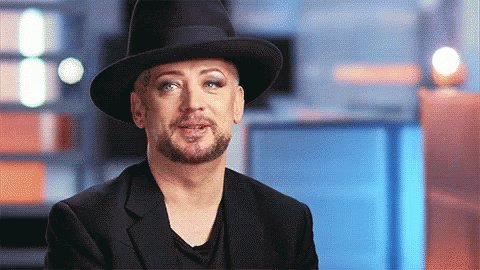 Happy Birthday Boy George!!