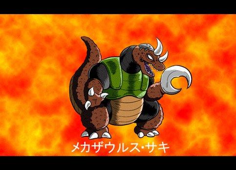 ゲッターロボの恐竜帝国メカザウルス全体描く予定が完全に止まってしまってるので、そろそろ再開したいナーと思ったり…まぁ完全