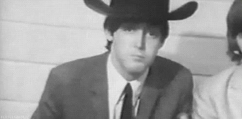 Happy 75th birthday Sir Paul McCartney!  Born June 18, 1942.