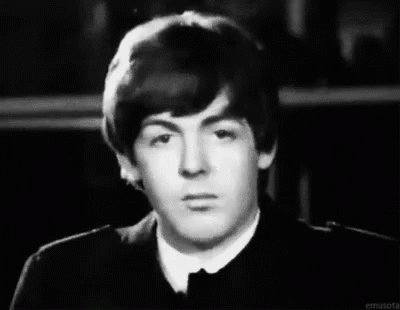 Happy birthday to my favourite Beatle, Sir Paul McCartney!