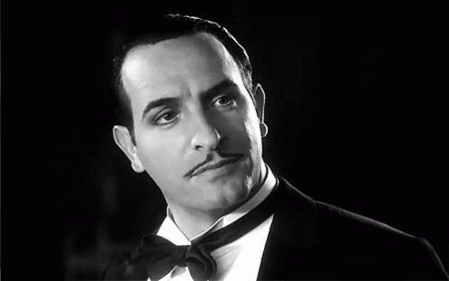 Happy Birthday to Jean Dujardin, star of The Artist!
