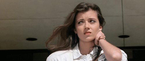 A happy 50th birthday to Mia Sara, forever remembered by so many as Sloane Peterson in Ferris Bueller\s Day Off.