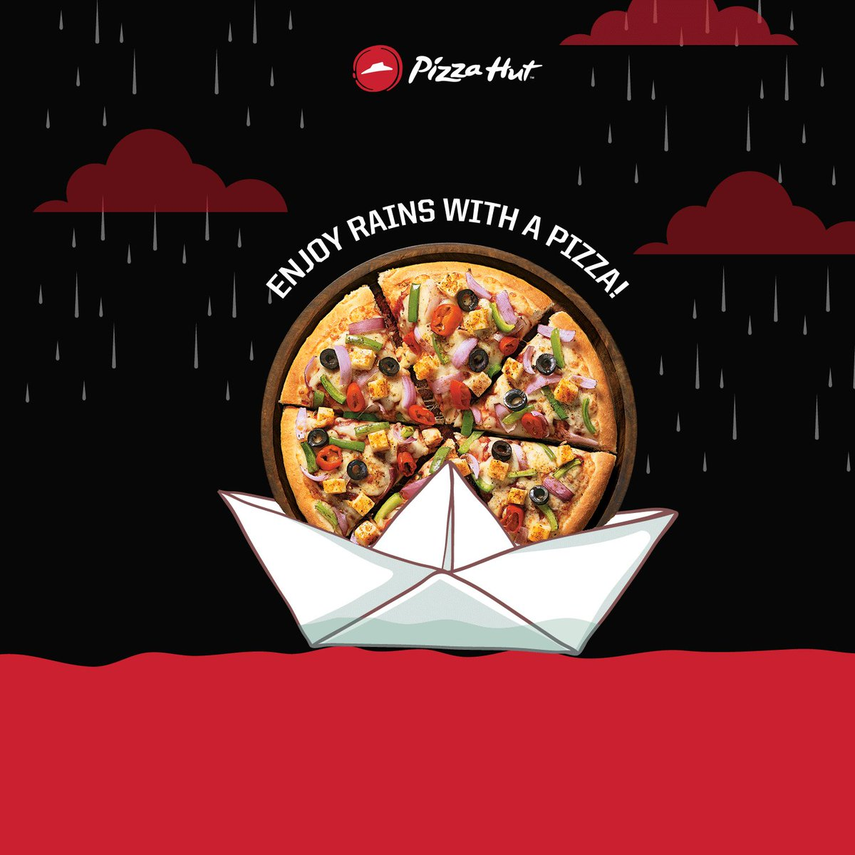 Rains Pizza Total Bliss RT if you agree. DelhiRains https t.co TRW2iCccgv