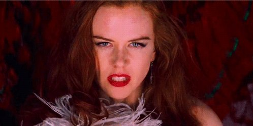 I\ve been in love with Nicole Kidman since I was 10 years old and I saw her in Moulin Rouge. Happy birthday!!!