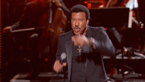 Happy Birthday to the one and only Lionel Richie