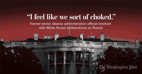 The full story: Inside Obama's secret struggle to punish Russia for Putin's election assault