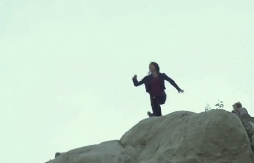Sister: shake your ass, suck dick, be a hoe, make em your bitch  *Me jumping into hoe life* https://t