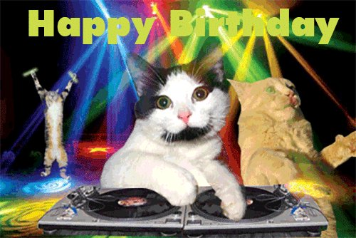 Happy Birthday - Have a fantabulous day