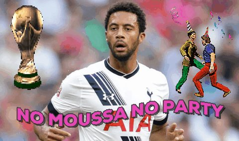 Happy Birthday to the one and only Mousa Dembele