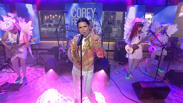 Happy Birthday to Corey Feldman.