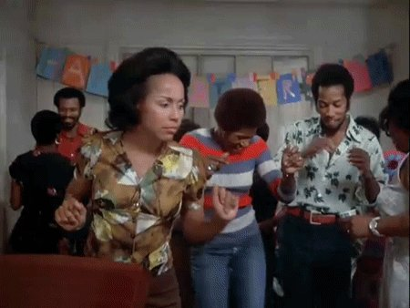 Happy Bday to a very cool chick! When Diahann Carroll was guest programmer, aired CLAUDINE (\74).