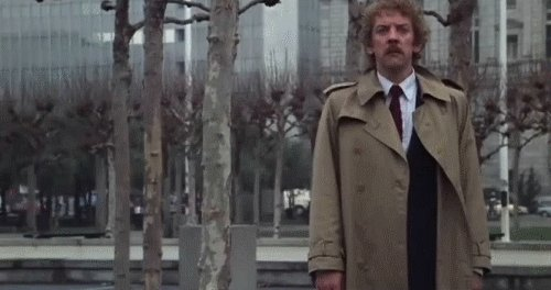 Happy Birthday to Donald Sutherland (b.1935), star of INVASION OF THE BODY SNATCHERS and DON\T LOOK NOW