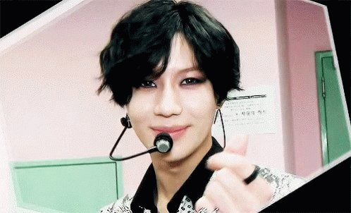 Happy birthday, Lee TaeMin. Happy birthday to our one and only MAKNAE!