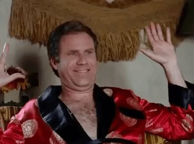 Happy Birthday to one of the most hilarious actors of all time! Will Ferrell turns 50 today.  Stay classy.