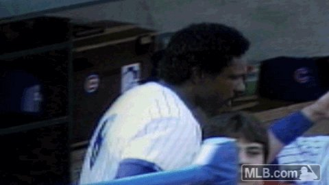 Happy Birthday, Andre Dawson! Yours was my first Cubs jersey!