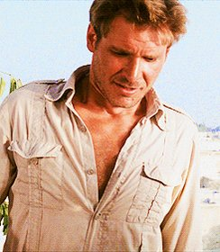 Happy Birthday Harrison Ford! Here portraying the most badass professor of archaeology to ever be committed to film.