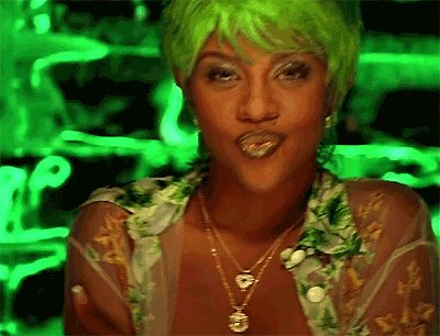 Happy Birthday to Hip Hop\s own, Lil Kim!