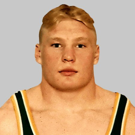 Happy Birthday to Brock Lesnar! He had some memorable UFC moments in Vegas. Look how he\s grown.