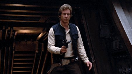 Happy Birthday to the half-witted scruffy-looking nerf herder Harrison Ford!