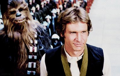 Happy 75th birthday to Star Wars actor Harrison Ford