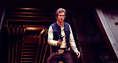 Happy Birthday to the man cooler than the other side of the pillow...Harrison Ford!