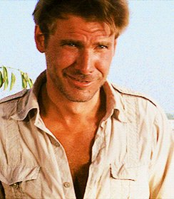 Happy Birthday Harrison Ford!!!  you damn good looking thing!!