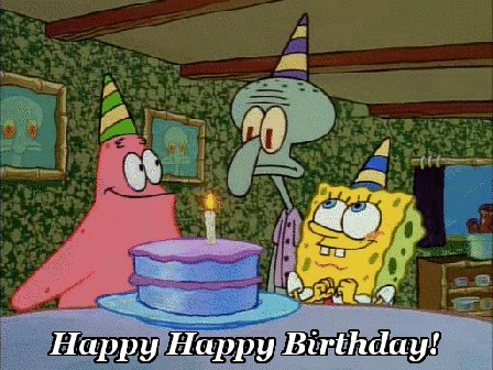Happy Birthday Tom Kenny.