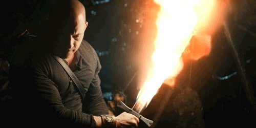 Happy Birthday to the amazing Vin Diesel!