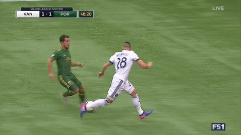 RT @TimbersFC: Just a little one-two between @kingjebo and Blanco. 2-1, good guys.💚 #RCTID #VANvPOR https://t.co/M99ejCKHYs