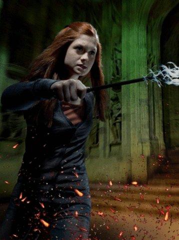 Happy birthday  or Ginny Weasley!!
