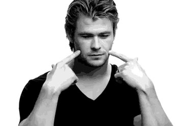 Happy birthday to Chris Hemsworth