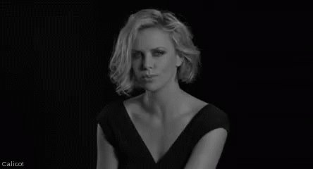 Happy Birthday to the  bombastic Charlize Theron   A WOMAN
